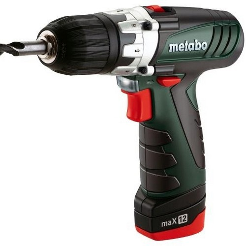 Акк. винт metabo Power Maxx 10,8 В 2*2,0 LC4 (шт.)