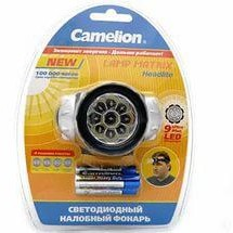 Фонарь  Camelion LED 5318-7 Headl (шт.)