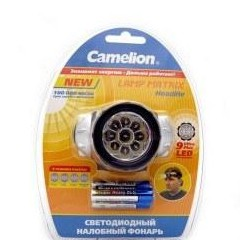 Фонарь  Camelion LED 5323 Headl (шт.)