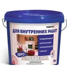 Краска акриловая для потолков 6,0кг.FARBITEX (шт.)