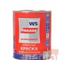 Краска латексная PARADE W100 база А 5л. (шт.)