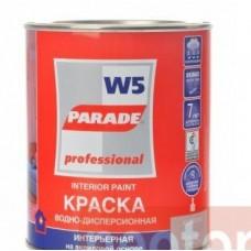 Краска латексная PARADE W100 база А бел. мат. 2,5 (шт.)