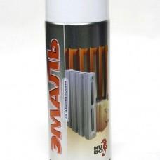 Краска аэрозоль для радиаторов белая 520мл. KU-5101 (шт.)