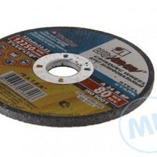 Круг шлифовальный  по металлу, 115х6х22мм (шт.)