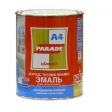 Эмаль PARADE A4 бел. п/мат. 2,7л (шт.)