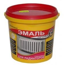 """Эмаль ВД-АК-1179 акриловая для радиаторов """"ПРОФИ"""" супербелая глянц. 2,5кг. (шт.)"""