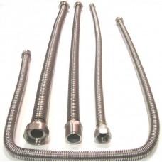 Подводка гибкая сильфонная для газа TUBOFLEX 1/2 г/г;г/ш 0,8м (шт.)