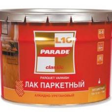 Лак паркетный алкидно-уретан. L10 PARADE мат. 0,75л. Л-С (шт.)