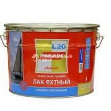 Лак яхтный алкидно-уретановый L 20 PARADE Глянцев. 2,5л (шт.)