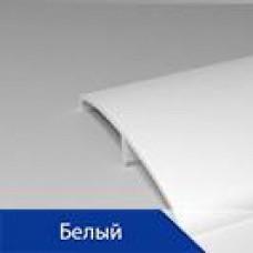 Наличник ПВХ 2,2 м 201 белый (шт.)