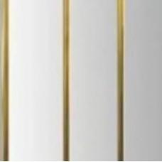 Панель Космо Софитто S3G 3000*200*8мм золото (шт.)