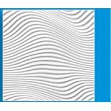 Плитка потолочная Бриза модерн белые в упаковке 2 кв.м (уп.)