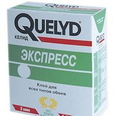 """Клей """"QUELYD"""" экспресс 250г. (шт.)"""