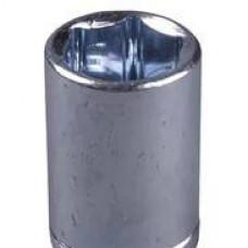 Торцевая головка ЗУБР Мастер 1/2 Cr-V, хроматиров.покр., 10мм (шт.)