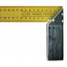 Угольник 350 мм металлический (шт.)