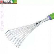 Грабли 5-зубые 110х280мм, обрез. рукоятка, может использ. в сборе с руч. 63016,63017/PALISAD (шт.)