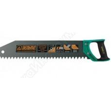 Ножовка по пенобетону Дельта Стандарт, 500мм, зуб 15мм, двухсв.ручка 40761 (шт.)