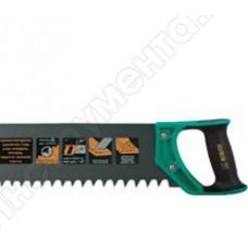 Ножовка по пенобетону Дельта Стандарт, 650мм, усилен.зуб 16мм (шт.)