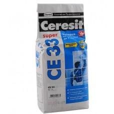 Затирка Ceresit CE33 крокус 2кг. (шт.)