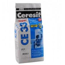 Затирка Ceresit CЕ33 багама беж 2кг. (шт.)