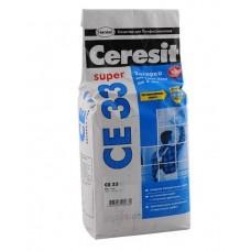 Затирка Ceresit CЕ33 голубой 2кг. (шт.)