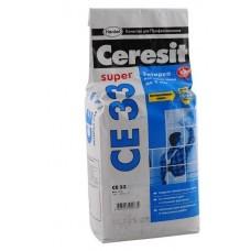 Затирка Ceresit CЕ33 какао 2кг. (шт.)
