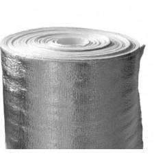 Мегафлекс фольгоизолон НПЭ 05 ф шир. 1м фольга (п/м)