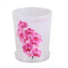 Кашпо для орхидеи 1,2л. с/подст. М1452 (шт.)