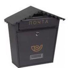 Ящик почтовый К 37002 цв. антик черный (шт.)