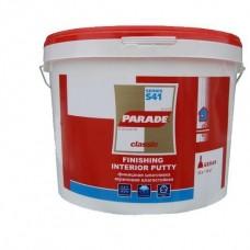 Шпатлевка акриловая PARADE S41 финишная супербелая 1,5кг. (шт.)