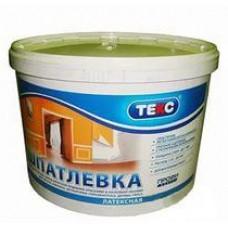 """Шпатлевка латексная  """"ПРОФИ"""" 16кг. ТЕКС (шт.)"""