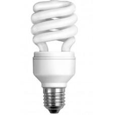 Лампа компактная люминесцентная, полуспиральная, 30W, 4100К, Е27, 8000ч. (шт.)