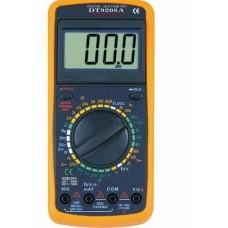 Мультиметр DT 9208А (шт.)