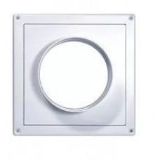 Вентиляционная решетка для кухонной вытяжки 14х14 d=100 Т67а (шт.)