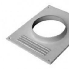 Вентиляционная решетка для кухонной вытяжки 14х21 d=120 Т98а (шт.)