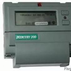 Счетчик Меркурий 200.02 многотарифный (шт.)