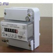 Электросчетчик 1ф СОЭ-52/60-31Ш (шт.)