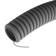 Труба ПВХ гофро с зонд. D 16мм (шт.)