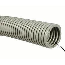 Труба ПВХ гофро с зонд. D 20мм (шт.)