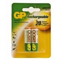 Аккумулятор GP R6 2500mAH (шт.)
