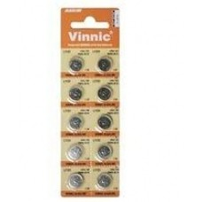Батарейка 626 VINNIC G4 бл/10 (шт.)