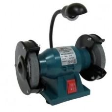 Станок точильный GL BG 125-250. 125мм, 280Вт, лампа (шт.)