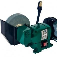 Станок точильный GL BG 200-400. 200мм, 400Вт, лампа (шт.)