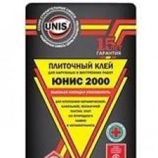 """Клей """"Юнис/2000"""" 25кг. (шт.)"""