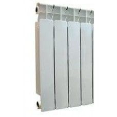 Радиатор биметаллич. RIFAR BASE500 5 секции цена за 1 секцию 600руб. (шт.)
