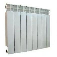 Радиатор биметаллич. RIFAR BASE500 9 секций цена за 1 секцию 600руб. (шт.)