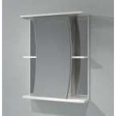 Шкаф 55 зеркальный 550х700х180 «Парус» без света (шт.)