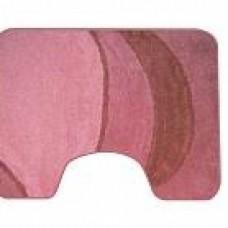 Коврик волна 80*50 д/в розовый (шт.)