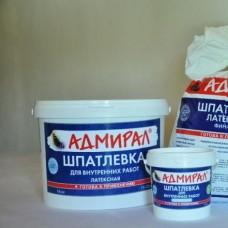 Шпатлевка латексная  /Адмирал 16кг. (шт.)