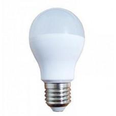 Лампа св/д А60 6W E27 3000K 510лм. теплый бел.свет, груша матовая (шт.)